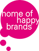 Home of Happy Brands Logo
